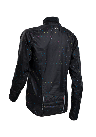 SUGOI Women's RS Jacket, Black/XO Print Alt (U705010F)