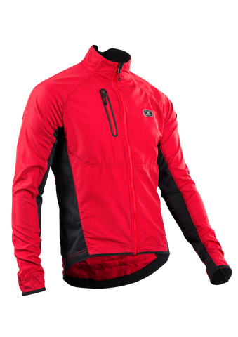 SUGOI Men's RS Zap Jacket, Chili red (U709000M)