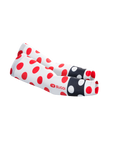 SUGOI LTD Arm Sleeve, Chili/Black/White (U993000U)