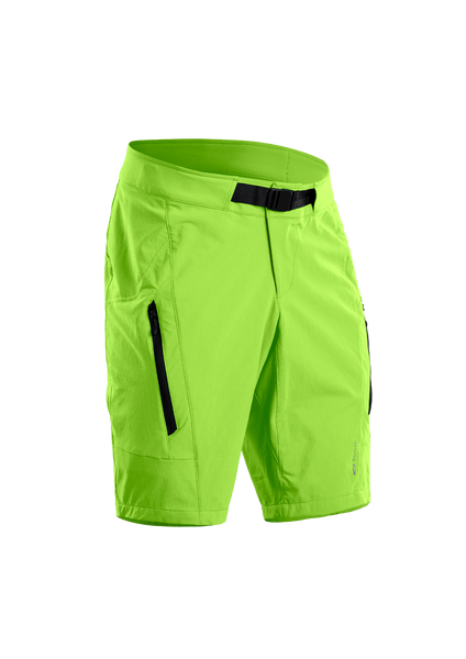 SUGOI Men's Pulse Short, Berzerker Green (U354520M)