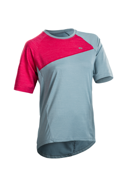 SUGOI Women's Trail Jersey, Harbour (U580000F)