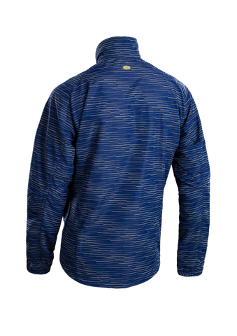 SUGOI Men's Zap Training Jacket, Deep Royal Alt (U704000M)
