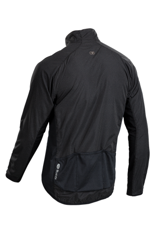 SUGOI Men's RS Zap Jacket, Black Alt (U709020M)