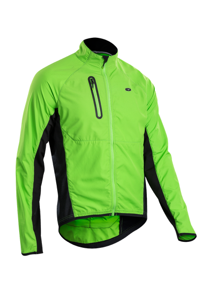 SUGOI Men's RS Zap Jacket, Berzerker Green (U709020M)