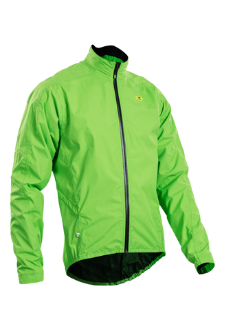 SUGOI Men's Zap Bike Jacket, Berzerker Green (U719000M)