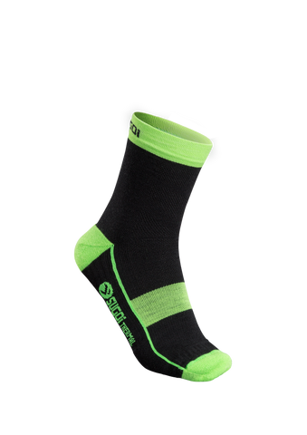 SUGOI RS Winter Socks, Berzerker Green (U946500U)