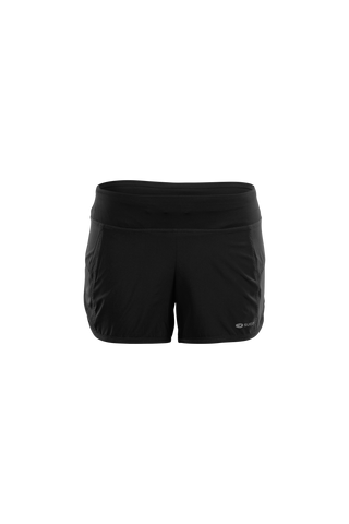 SUGOI Women's Prism 4 inch Short, Dark Charcoal (U300040F)