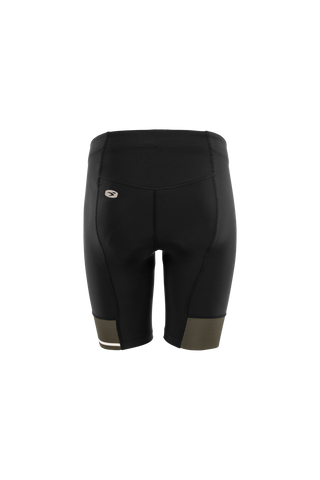 SUGOI Women's Evolution Short, Deep Olive Alt (U382000F)