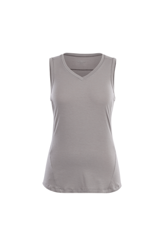 SUGOI Women's Off Grid Tank, Grey Heather (U550070F)