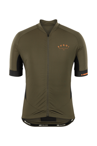 SUGOI Evolution Ice Jersey, Deep Olive (U576020M)