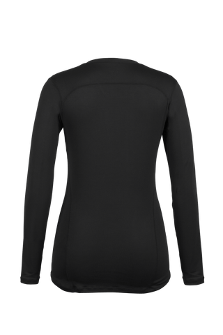 SUGOI Women's Thermal Base Layer L/S, Black Alt (U182010F)