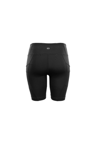 SUGOI Women's Prism Training Shorts, Black Alt (U308010F)