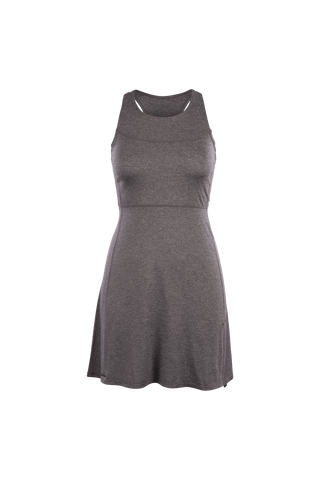 SUGOI Women's Coast Dress, Heather Charcoal (U319000F)