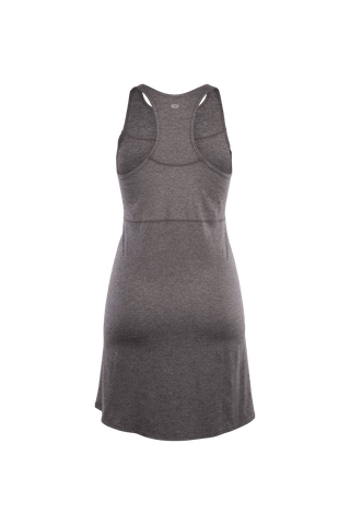 SUGOI Women's Coast Dress, Heather Charcoal Alt (U319000F)