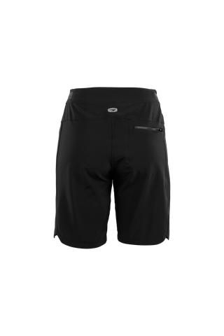 SUGOI Women's Trail Shorts, Black Alt (U354010F)