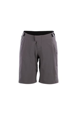SUGOI Women's Trail Shorts, Dark Charcoal (U354010F)