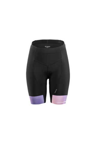 SUGOI Women's Evolution PRT Shorts, Sunset (U382050F)
