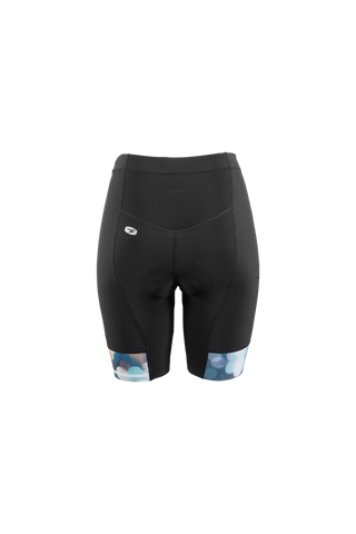 SUGOI Women's Evolution PRT Zap Shorts, Lights Alt (U382070F)