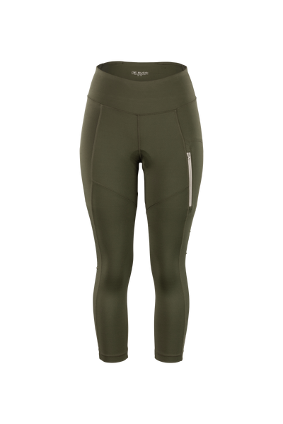 SUGOI Women's Off Grid Knickers, Deep Olive (U389520F)