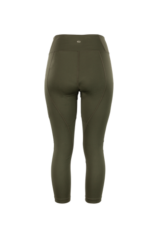 SUGOI Women's Off Grid Knickers, Deep Olive Alt (U389520F)