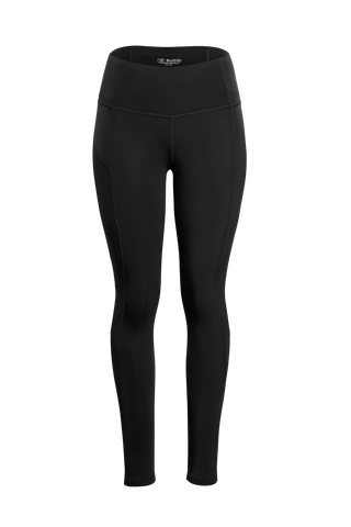 SUGOI Women's MidZero Tights, Black (U405030F)