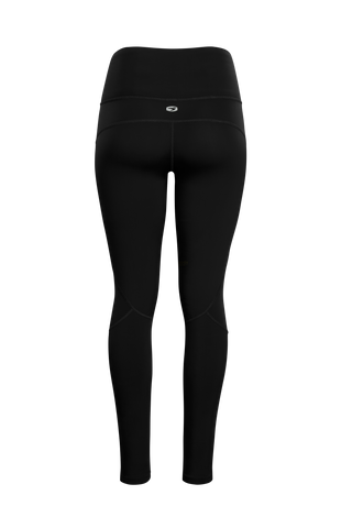 SUGOI Women's MidZero Tights, Black Alt (U405030F)