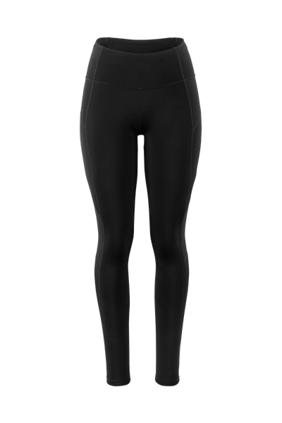 SUGOI Women's MidZero Zap Tights, Black (U408010F)