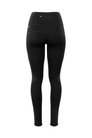 SUGOI Women's MidZero Zap Tights, Black Alt (U408010F)