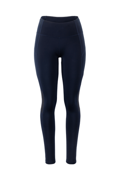 SUGOI Women's MidZero Zap Tights, Deep Navy (U408010F)