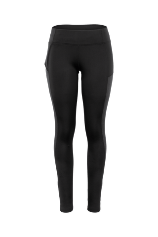 SUGOI Women's SubZero Zap Tights, Black (U408510F)