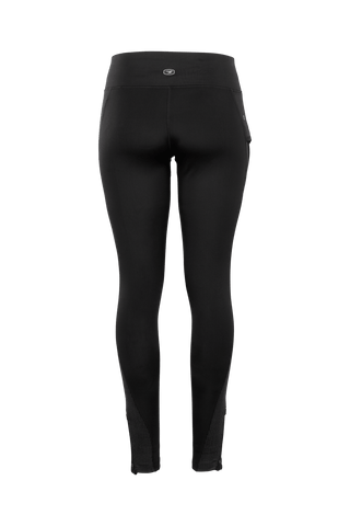 SUGOI Women's SubZero Zap Tights, Black Alt (U408510F)