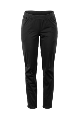SUGOI Women's Firewall 180 Thermal Wind Pant, Black (U425000F)