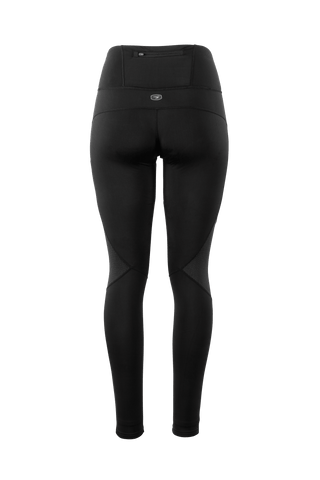 SUGOI Women's Evolution MidZero Tights, Black Alt (U482010F)