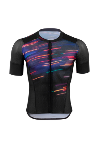 SUGOI  RS Climber's Jersey, Speed (U575540M)