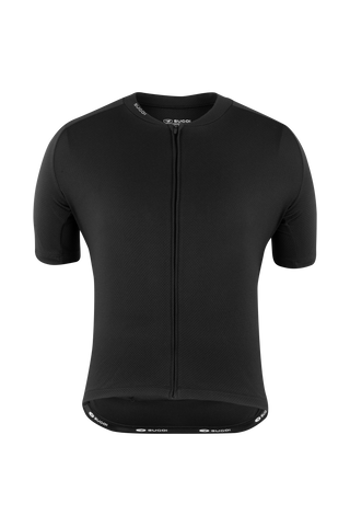 SUGOI  Essence Jersey , Black (U575560M)
