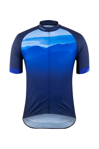 SUGOI  Evolution Zap Jersey, Azure Mountain (U576010M)
