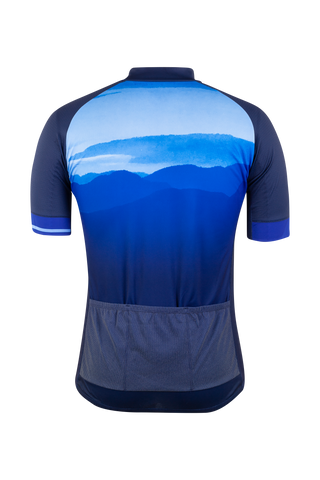 SUGOI  Evolution Zap Jersey, Azure Mountain Alt (U576010M)