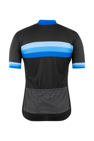 SUGOI  Evolution Zap Jersey, Blue Stripes Alt (U576010M)