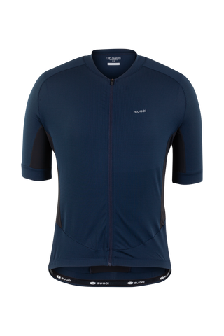 SUGOI  Evolution Ice Jersey, Deep Navy (U576020M)