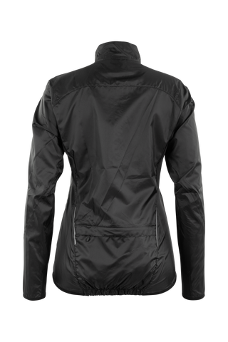 SUGOI Women's Stash Jacket, Black Alt (U705030F)