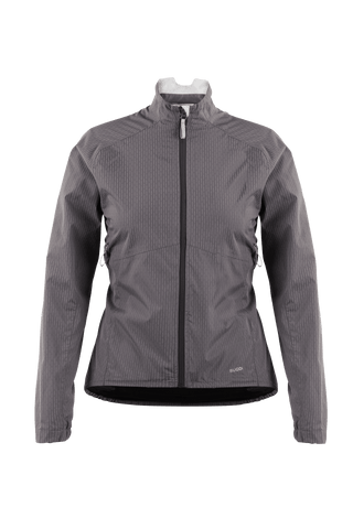 SUGOI Women's Zap Bike Jacket, Mettle Zap (U719000F)