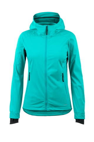 SUGOI Women's Firewall Jacket, Breeze (U725510F)