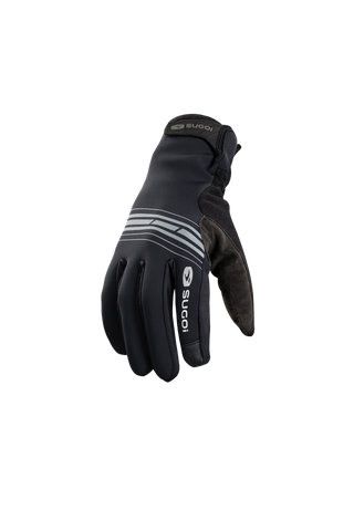 SUGOI ZeroPlus Gloves, Black (U913000U)