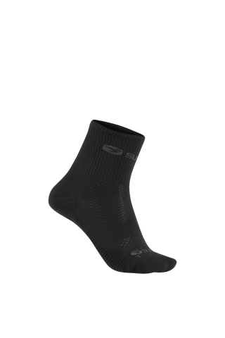 SUGOI  RSR Quarter Socks, Black (U940520U)