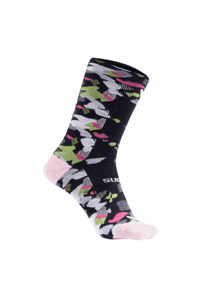 SUGOI Wool Crew Socks, Multi Shift (U945000U)