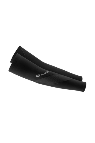 SUGOI  Zap Arm Warmers, Black (U995010U)