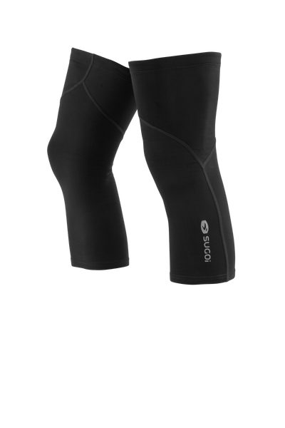 SUGOI  Midzero Knee Warmers, Black (U998010U)