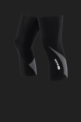 SUGOI  Zap Knee Warmers, Black Alt (U999010U)