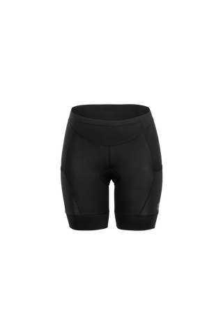 SUGOI Women's Piston 200 Tri Pkt Shorts, Black (19074F)