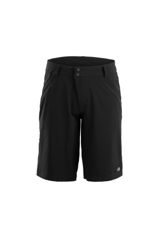 SUGOI  RPM Lined Shorts, Black (36328U)
